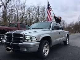 I AMERICANIZED the slug again. I fixed my flag mount and re mounted ...
