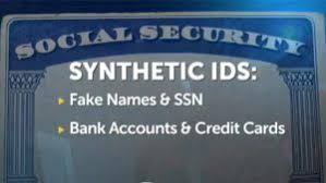 Synthetic Credit Identity – Theft Restoration Protect Yourself -