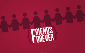 free friends forever wallpaper