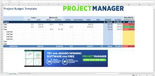 Project Excel Template The 7 Best Project Management Templates For Excel 2019