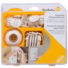 Essentials Childproofing Kit - Home Safety