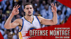 Klay Thompson Offense Highlights ...