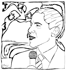 Illustrated daily maze mazes from inkblot mazes of president obama and illusions and monkeys