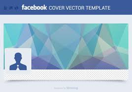 Free Facebook Covers Templates Free Facebook Cover Vector Template Download Free Vector Art