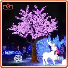 outdoor blossom tree led lights. commercial lighting outdoor color changing led cherry blossom tree light lights