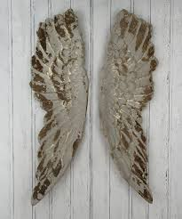 angel wings wall art nashville