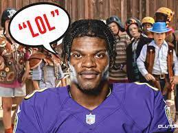 Ravens news: Lamar Jackson claps back ...