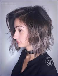 Hairstyle Short To Medium Hairstyles Natural 2018 For Thin Fine
