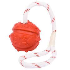 <b>Мяч</b> на веревке <b>Trixie</b> 3348 - купить по выгодной цене в ...