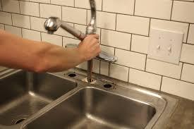 faucet design trouble removing old kitchen faucet single handle