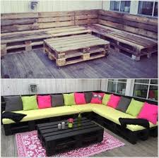 outside furniture made from pallets. 40+ Creative Pallet Furniture DIY Ideas And Projects Outside Made From Pallets T