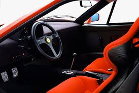 A new ferrari suv or also called 'fuv' ferrari utility vehicle is definitely going to be laden with advanced safety technologies and amenities. The 15 Best Designed Car Interiors Of All Time