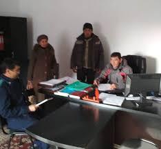 Министерство юстиции Кыргызской Республики Государственный нотариус Токтогульского района встретился с сотрудниками отдела МЧС по Токтогульскому району