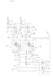patent ep1666735a1 hydraulic control device of industrial on simple closed circuit schematics
