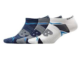 <b>Elite Sport No Show</b> Sock 3 Pair