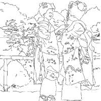pc版大人の塗り絵 ミニ美術館
