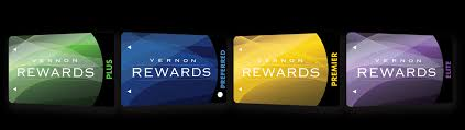 Turning Stone Rewards Chart Rewards Club Rewards Card Vernon Downs