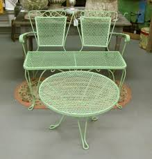 table lovely metal patio chair 26 vintage lawn chairs and fresh painted l d20acc6c46007164 expanded metal