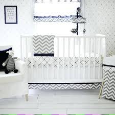 elegant solid navy blue crib bedding v0569532