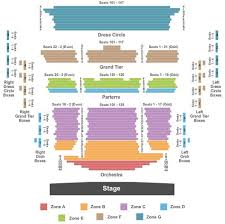 Magic Springs Concert Seating Chart Ferguson Diamonstein Concert Hall Cnu Ferguson Center For