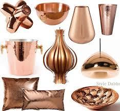Small Picture Copper Home Decor Home Interior Design