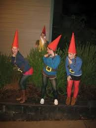 gnome costume what a cute idea for those of us on the shorter side