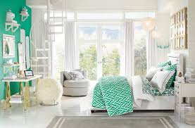 Teens Room Pretty Teen Girl Colors Blue Cotton Comforter Beautiful Pottery  Barn Girls Rooms Within Green