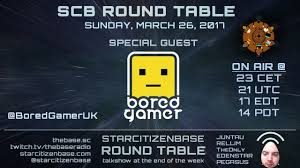 Round Table Special Thebasesc Starcitizenbase Round Table Ep95 Special Guest