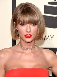 Taylor Swift New Hair Style Taylor Swift Just Debuted A Totally New Haircut At The Grammys 4548 by stevesalt.us