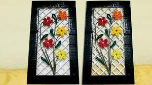 diy wall decor frame diy wall decor idea newspaper craft
