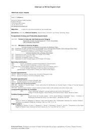 ... American Resume Samples American Resume 15 ...