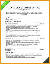 Truck Driver Objective For Resume Tow Truck Driver Resume Truck Driver Resumes Tow Truck Driver 47