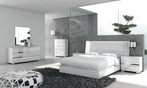 Black And White Modern Bedroom Merrilldavid Adorable Black Contemporary Bedroom Set