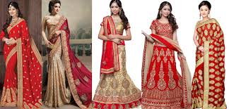 Latest Indian Bridal Dresses Collection 2015 2016