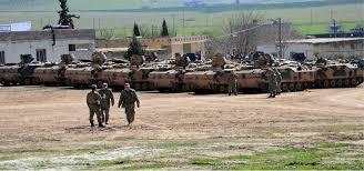 Image result for آرایش نظامی روسیه علیه زرهپوشهای آمریکا در مرز لهستان