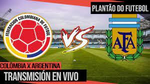 COLOMBIA VS ARGENTINA EN VIVO   ELIMINATÓRIAS COPA DEL MUNDO 2022 - YouTube