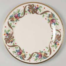 lenox holiday china. Fine China Lenox Holiday Tartan Dinner Plate Throughout China L