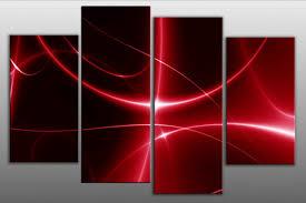 4 panel wall art uk