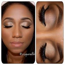 ideas wedding makeup for black women tutorials dark skin