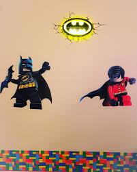 Lego Batman Reward Chart Lego Batman And Robin Decals And Lego Wallpaper Border