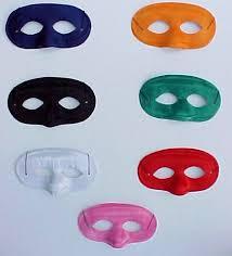 Plastic Masks To Decorate MASKS Basic 85