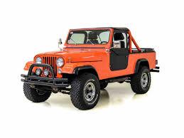 1984 jeep cj8 scrambler for sale classiccars com cc 1046045