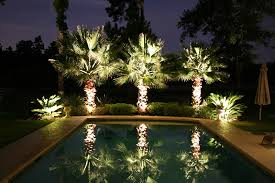 outdoor landscape lighting style