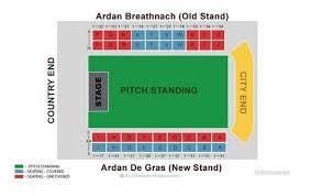 Ardan Chart Nowlan Park Bruce Springsteen Concert News Kilkenny Gaa