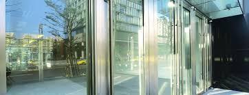 glass door patch fitting repair