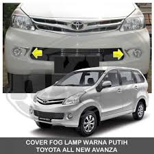 Dimana Beli Ring Fog Lamp All New Avanza Xenia Model Ori Colour Di