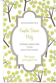dinner party invites templates free dinner party invitation templates tirevi fontanacountryinn com