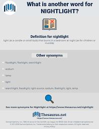 Light Blue Synonym Synonyms For Nightlight Thesaurus Net