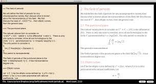 mathematics circle and square asciihelper