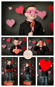 Valentines Day Photos, white or black backdrop